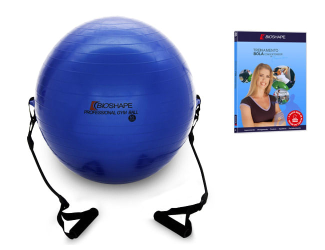 BOLA DE PILATES PROFESSIONAL GYM